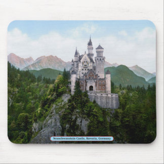 Neuschwanstein Castle, Bavaria, Germany Mouse Pad