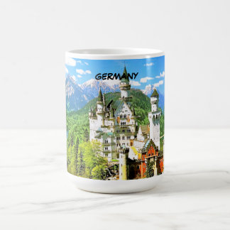 NEUSCHWANSTEIN CASTLE, GERMANY COFFEE MUG