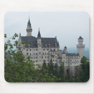 Neuschwanstein Castle, Germany Mouse Pad
