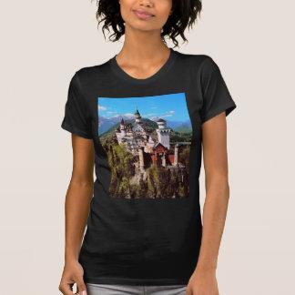 neuschwanstein castle - germany t shirt