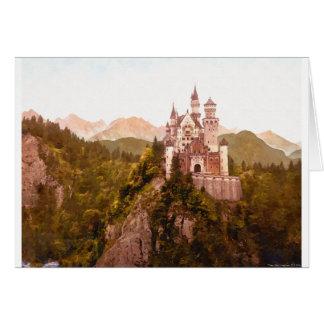 Neuschwanstein Castle II Card