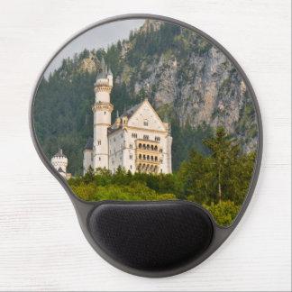 Neuschwanstein Castle in Bavaria Germany Gel Mouse Pad