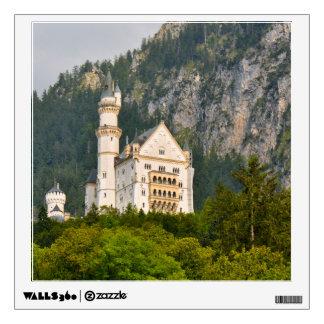 Neuschwanstein Castle in Bavaria Germany Wall Decal