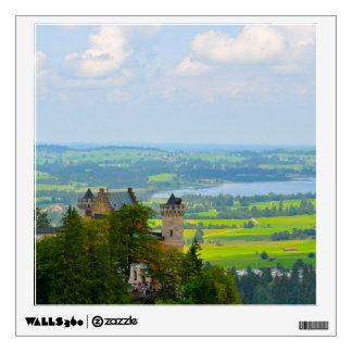 Neuschwanstein Castle in Bavaria Germany Wall Sticker