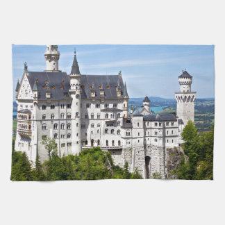 Neuschwanstein Castle Kitchen Towel