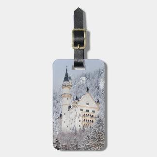 Neuschwanstein Castle Luggage Tag