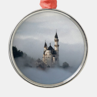 Neuschwanstein Castle Metal Ornament