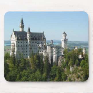 Neuschwanstein Castle Mouse Pad