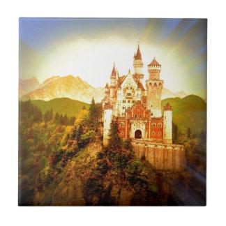 Neuschwanstein Castle Tiles