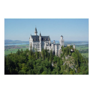 Neuschwanstein: The Fairy-tale Castle Poster