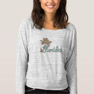 Neutral Colors, Florida Beach T-shirt