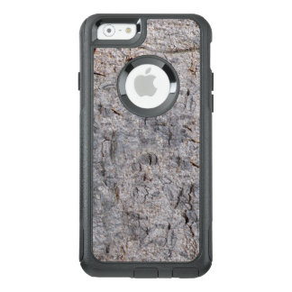 Neutral Masculine Bark Photo OtterBox iPhone 6/6s Case