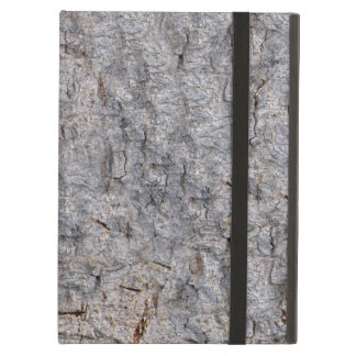 Neutral Wood Nature Tree Bark Photo iPad Air Case