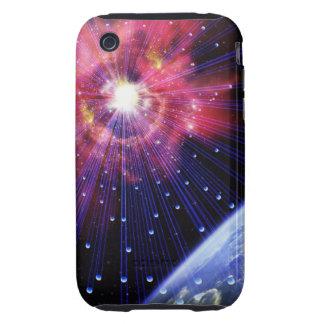 Neutrinos 3 iPhone 3 tough case