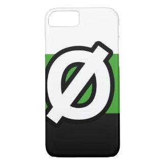 NEUTROIS PRIDE FLAG AND SYMBOL iPhone 7 CASE