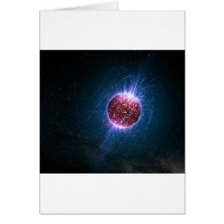 Neutron Carte De Vœux