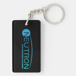 Neutron Exploration Systems Keychain