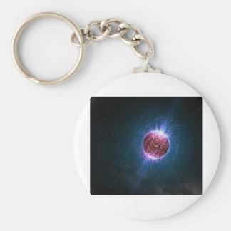 Neutron Porte-clé Rond