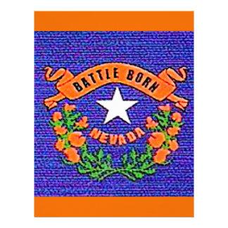 Nevada Battle Born Letterhead