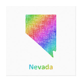 Nevada Canvas Print