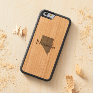 Nevada Carved Cherry iPhone 6 Bumper Case