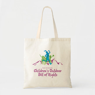 Nevada Children's Outdoor Bill of Rights tote