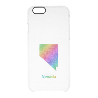 Nevada Clear iPhone 6/6S Case