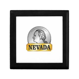 nevada coin gift box