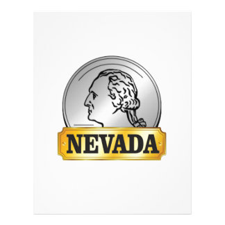 nevada coin letterhead