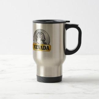 nevada coin travel mug