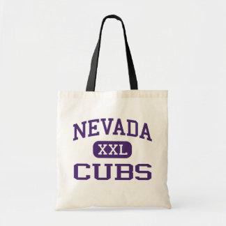 Nevada - Cubs - Nevada High School - Nevada Iowa Tote Bag