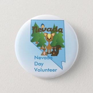 Nevada Cuties 2 Inch Round Button
