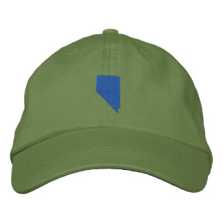 Nevada Embroidered Hat