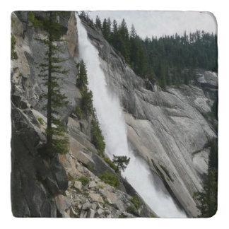 Nevada Falls at Yosemite National Park Trivet