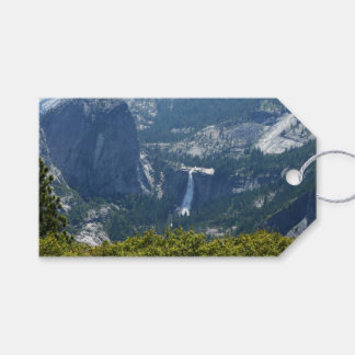 Nevada Falls from the Panorama Trail Yosemite Pack Of Gift Tags