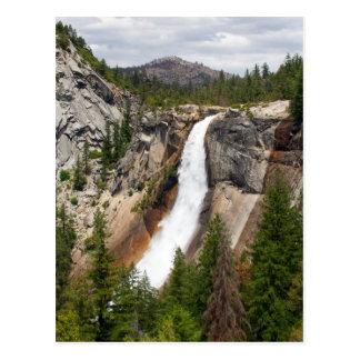 Nevada Falls Postcard
