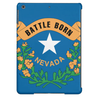 NEVADA FLAG iPad AIR COVERS