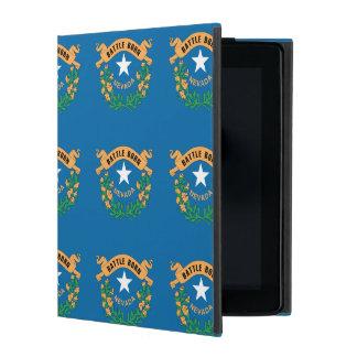 NEVADA FLAG iPad COVER