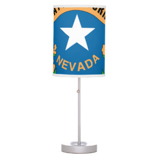 NEVADA FLAG DESK LAMPS