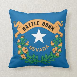 NEVADA FLAG PILLOWS