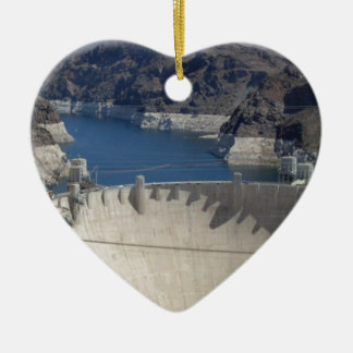 NEVADA - HOOVER DAM CERAMIC ORNAMENT