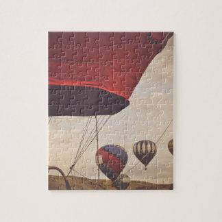 Nevada Hot Air Balloon Races Jigsaw Puzzle