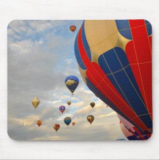 Nevada Hot Air Balloon Races Mouse Pad