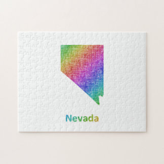 Nevada Jigsaw Puzzle