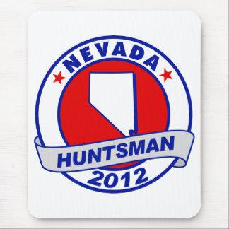 Nevada Jon Huntsman Mouse Pads