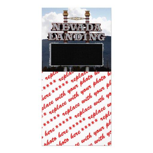 Nevada Landing Photo Cards