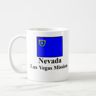 Nevada Las Vegas Mission Mug