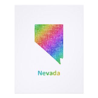 Nevada Letterhead