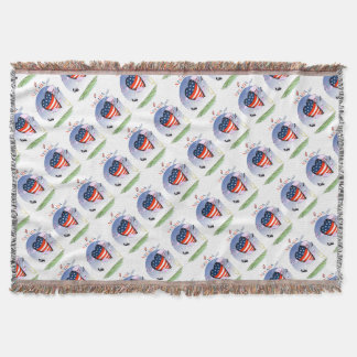 nevada loud and proud, tony fernandes throw blanket