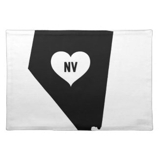 Nevada Love Placemat